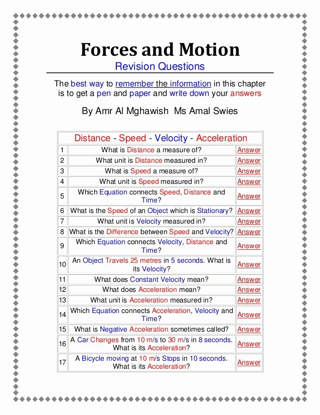 forces and motion 1 638