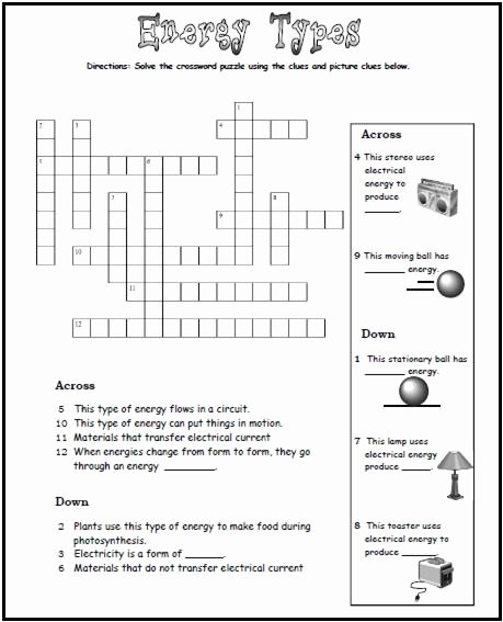 Forms Of Energy Worksheet Answers Fresh Homecourt Publishers