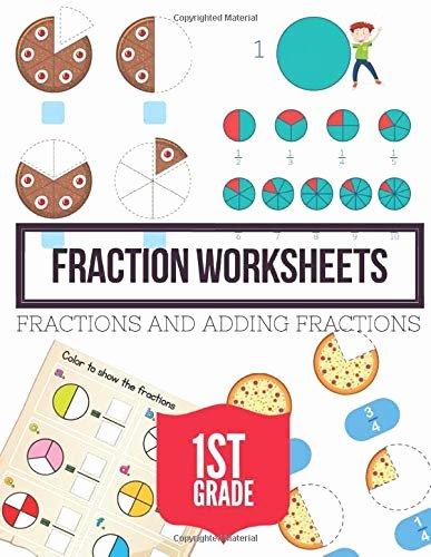 Fraction Worksheets for 1st Grade Lovely Fraction Worksheets for 1st Grade Elementary Fraction