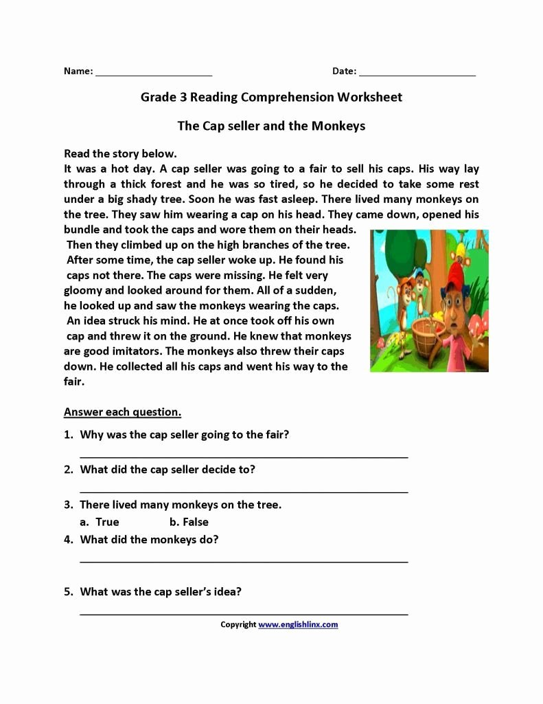 Free 7th Grade Reading Worksheets Free Worksheet 7th Grade Reading and Writing Worksheets