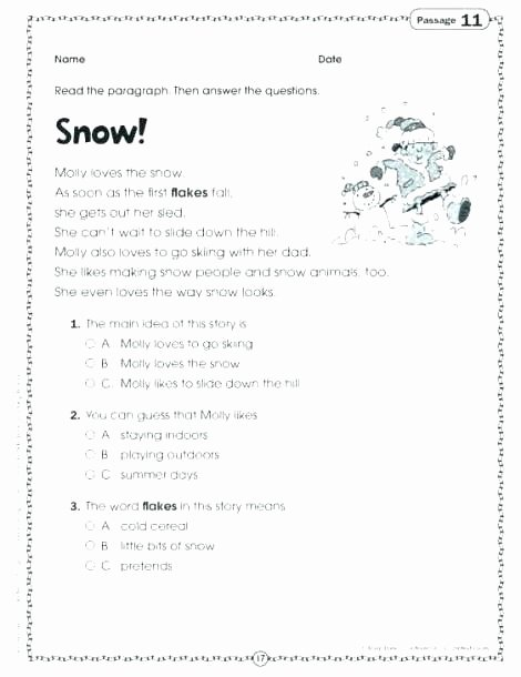 free 7th grade science worksheets keepyourheadup reading prehension printable with