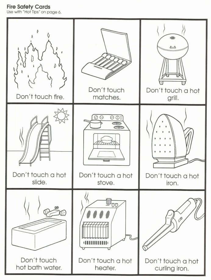Free Printable Fire Safety Worksheets Lovely Fire Safety Lessons Tes Teach Worksheets Math Birthday Jokes