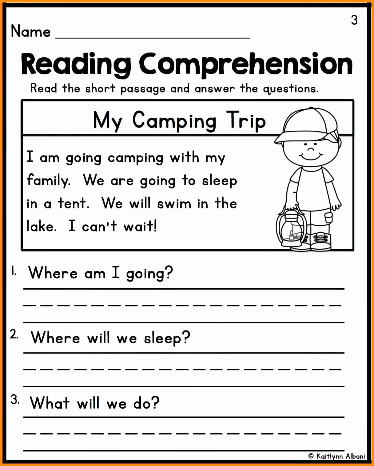Free Printable Kindergarten Fluency Passages Ideas Free Printable Kindergarten Fluency Passages Reading