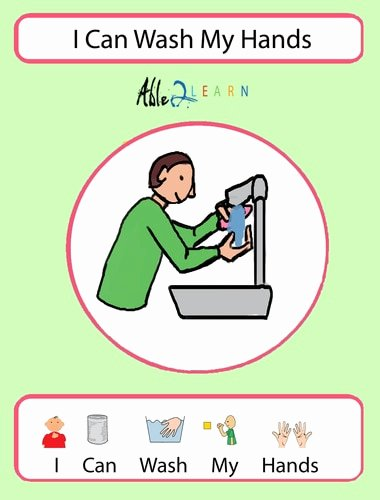 Free Printable social Stories Worksheets Inspirational Free I Can Wash My Hands social Story