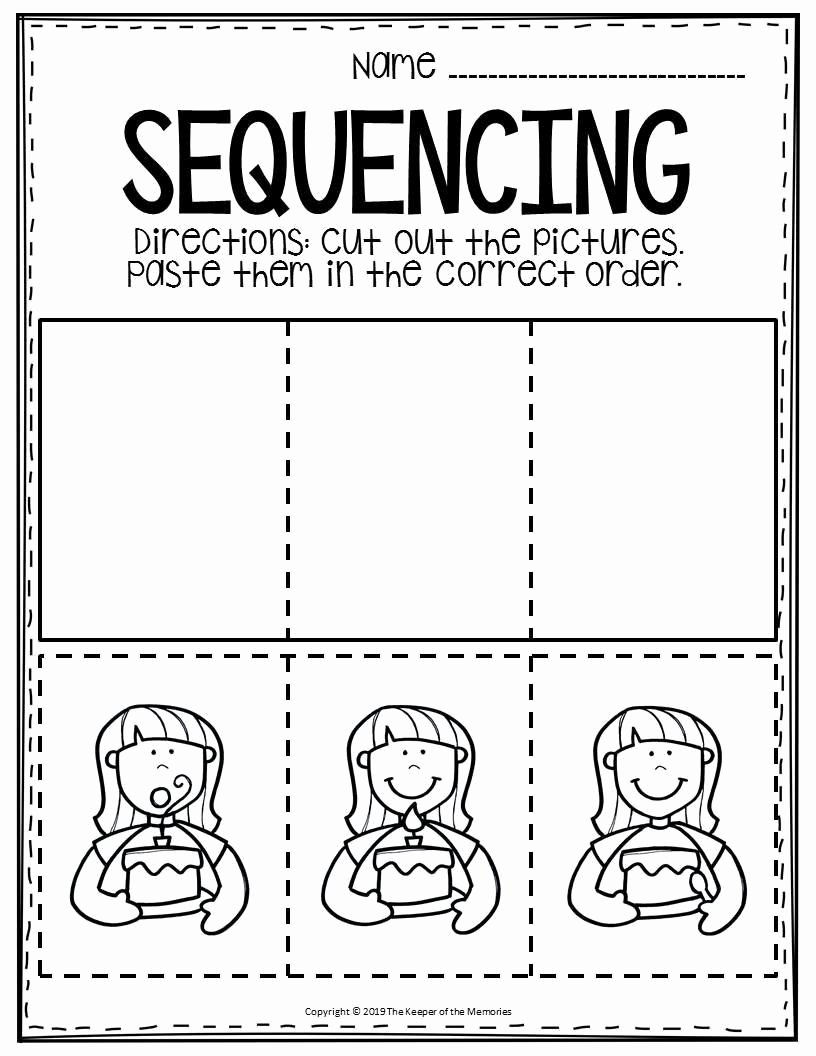 Free Printable Story Sequencing Worksheets Kids Free Printable Story Sequencing Worksheets Free Printable