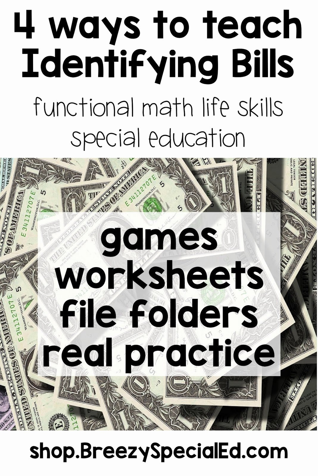 Functional Math Worksheets Special Education Lovely Special Ed Math Worksheets