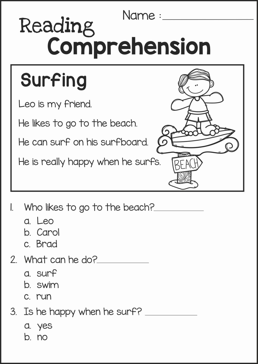 Grade 2 Reading Comprehension Worksheets Ideas Worksheet Printable Grade Readingmprehension Worksheets