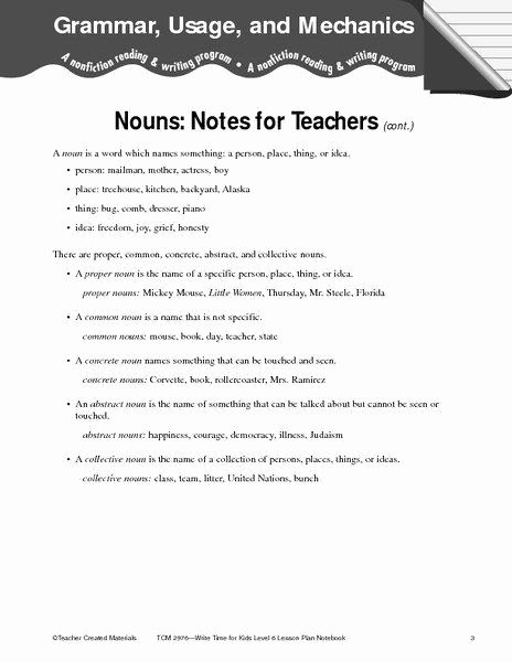 Grammar Usage and Mechanics Worksheets New Grammar Mechanics Worksheets 100 [ Abbreviations Worksheets