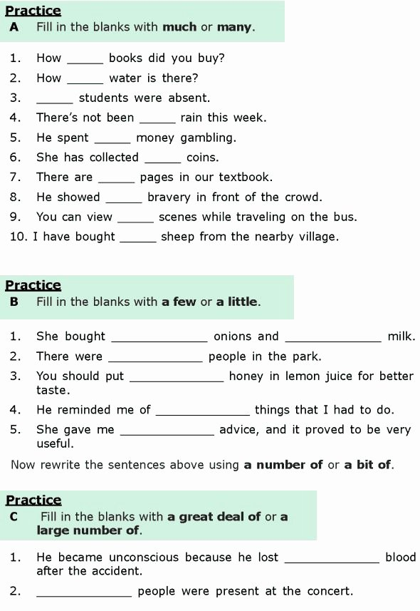 Grammar Worksheets for Grade 6 Ideas Grade 6 English Worksheets