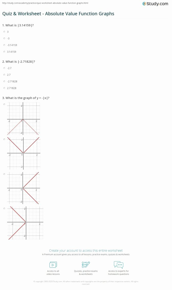 Graphing Absolute Value Inequalities Worksheet Free Worksheets 45 Absolute Value Inequalities Worksheet Image