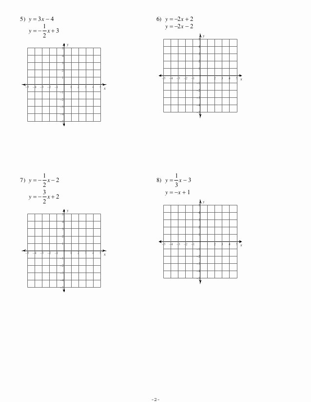 Graphing Systems Of Equations Worksheet Best Of solving Systems Equations Lessons Tes Teach