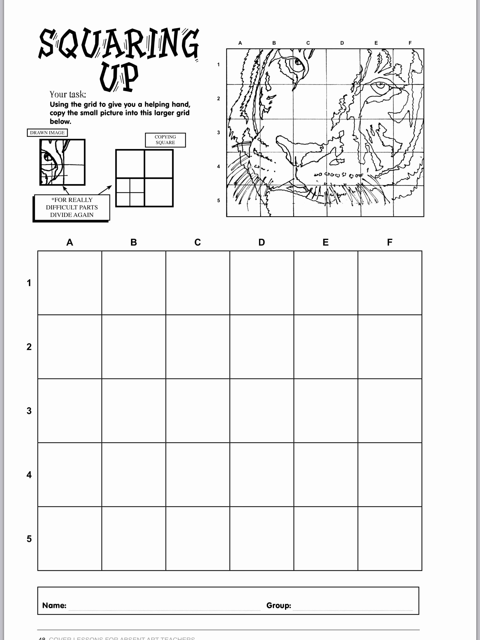 Grid Drawing Worksheets Middle School Free This is An Excellent tool to Practice Making Lines and