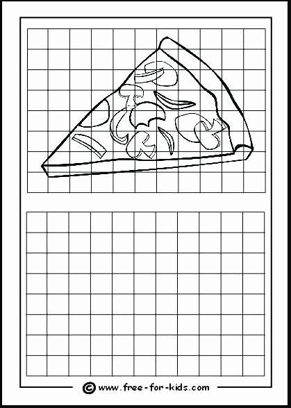 Grid Drawing Worksheets Middle School New Sunglasses Value Art Lesson for Middle School Kids Leah Grid