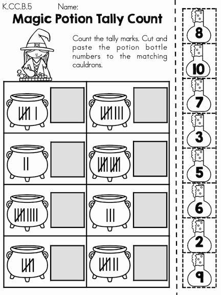 Halloween Math Worksheets Middle School Fresh Halloween Math Worksheets Kindergarten themed Times Table