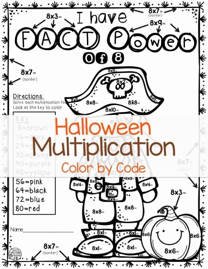 Halloween Math Worksheets Middle School Printable Halloween Math Worksheets for Grade 7 Worksheets
