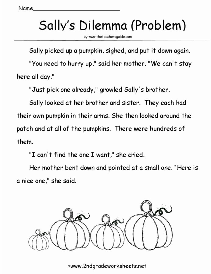 Halloween Worksheets for 2nd Grade Kids Halloween Worksheets and Printouts themed Sallysproblem