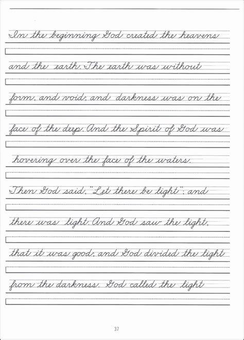Handwriting Worksheets for Older Students Free Worksheet Fabulous English Handwriting Practice Sheets