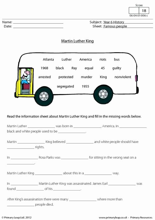 History Worksheets for 2nd Grade Free This Year History Worksheet asks Children to Read the