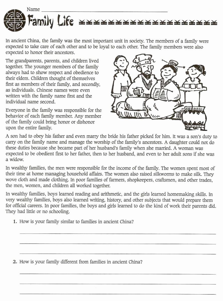 History Worksheets for 2nd Grade top 7 China Worksheets for 2nd Grade