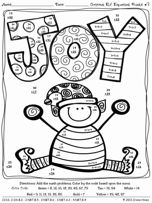 Holiday Math Worksheets Middle School Kids Coloring Pages Middle School Coloring Pages Unique