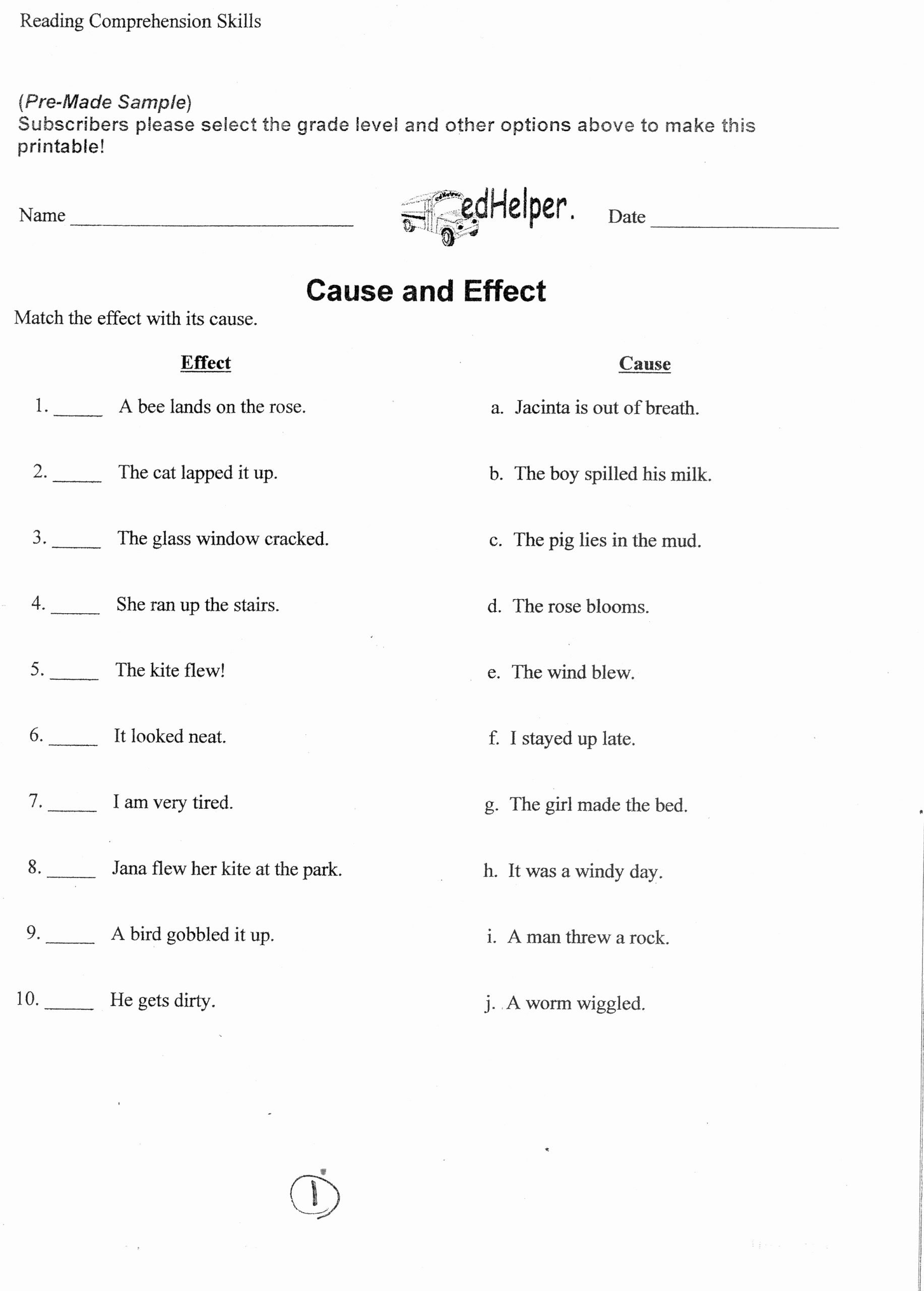 Imagery Worksheets for Middle School Fresh 6th Grade Lessons Middle School Language Arts Help