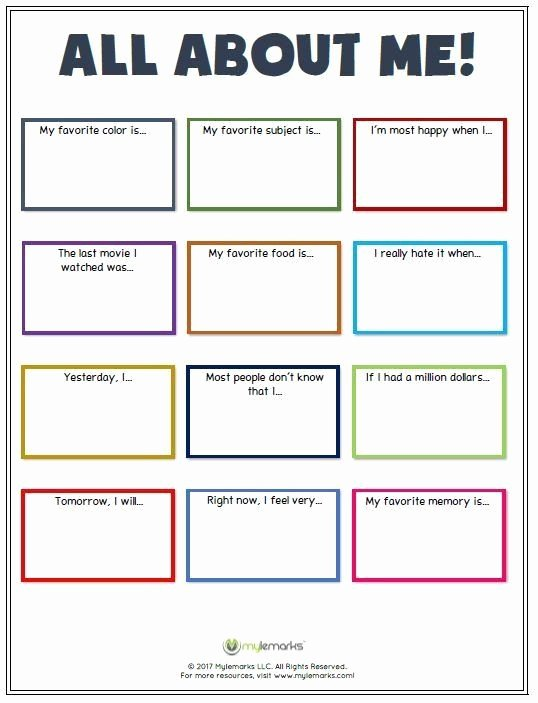 Impulse Control Worksheets for Kids top Impulse Control Worksheets for Teens Great Ice Breaker