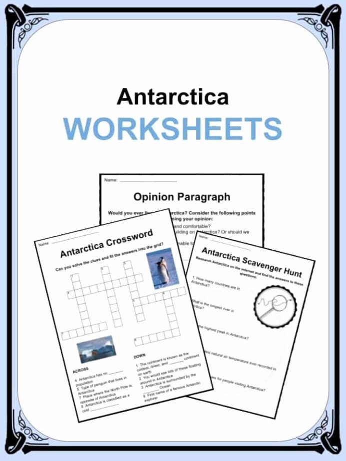 Informational Text Worksheets Middle School Best Of Facts Worksheets Historical Continent Information Activities