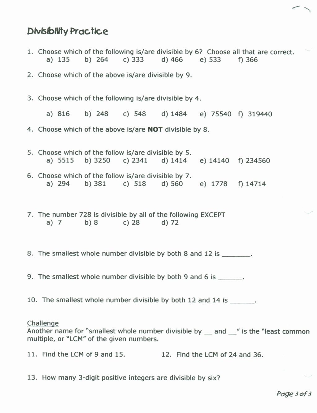 Istep Practice Worksheets 5th Grade Lovely Worksheet Staar Test 5th Grade Matheets Printable and 3rd