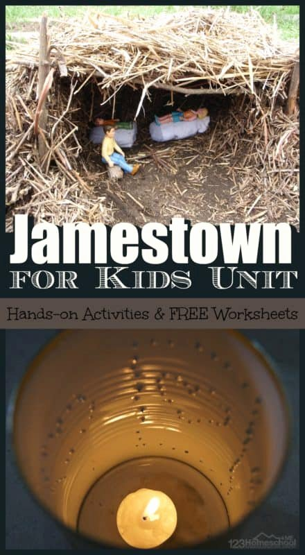 Jamestown Colony Worksheet 5th Grade New Jamestown for Kids Unit with Fun Activities