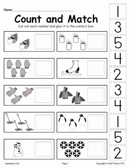 Kindergarten Cut and Paste Worksheets Free Pin On Worksheets Activities & Lesson Plans for Kids