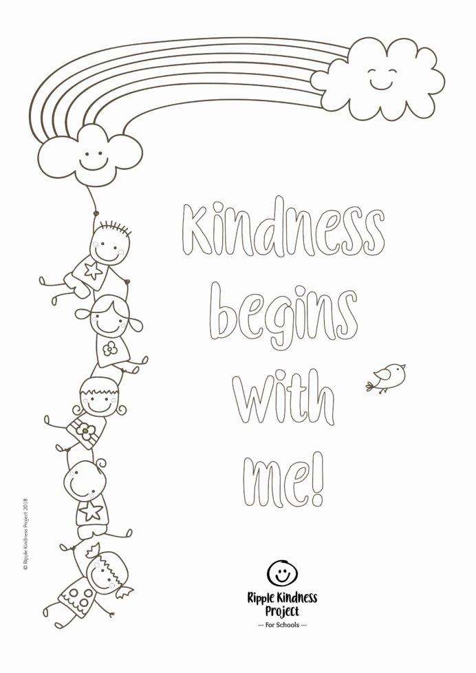 Kindness Worksheets for Elementary Students New Worksheet Free Worksheets for Children Printables Teaching