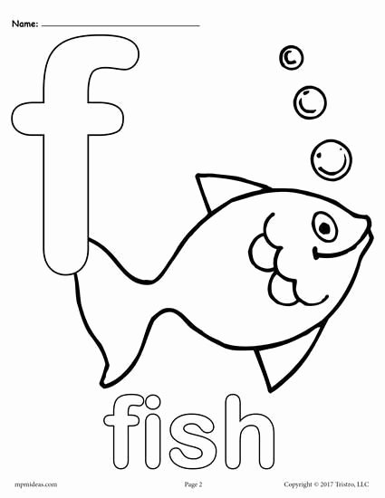 Letter F Worksheets for toddlers New Letter A Coloring Pages for toddlers Letter F Worksheets for