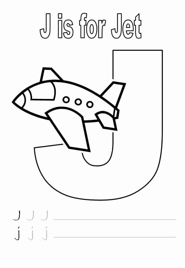 Letter J Worksheets for Preschool Best Of Downloadable Letter J Worksheets for Preschool Kindergarten