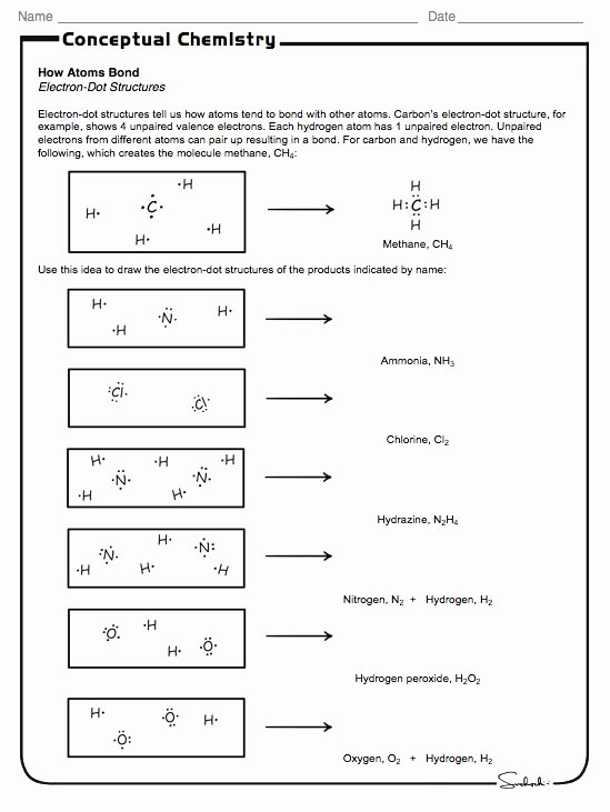Lewis Dot Structure Practice Worksheet top Chemistry Worksheet Lewis Dot Structures Answers