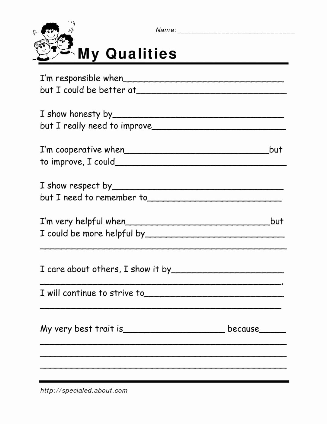 Life Skills Worksheets for Adults Ideas Life Skills Worksheets for Adults Money