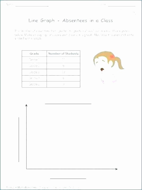 Line Plot Worksheets 2nd Grade New Drawing Line Graphs Worksheets – Healthcarelinked