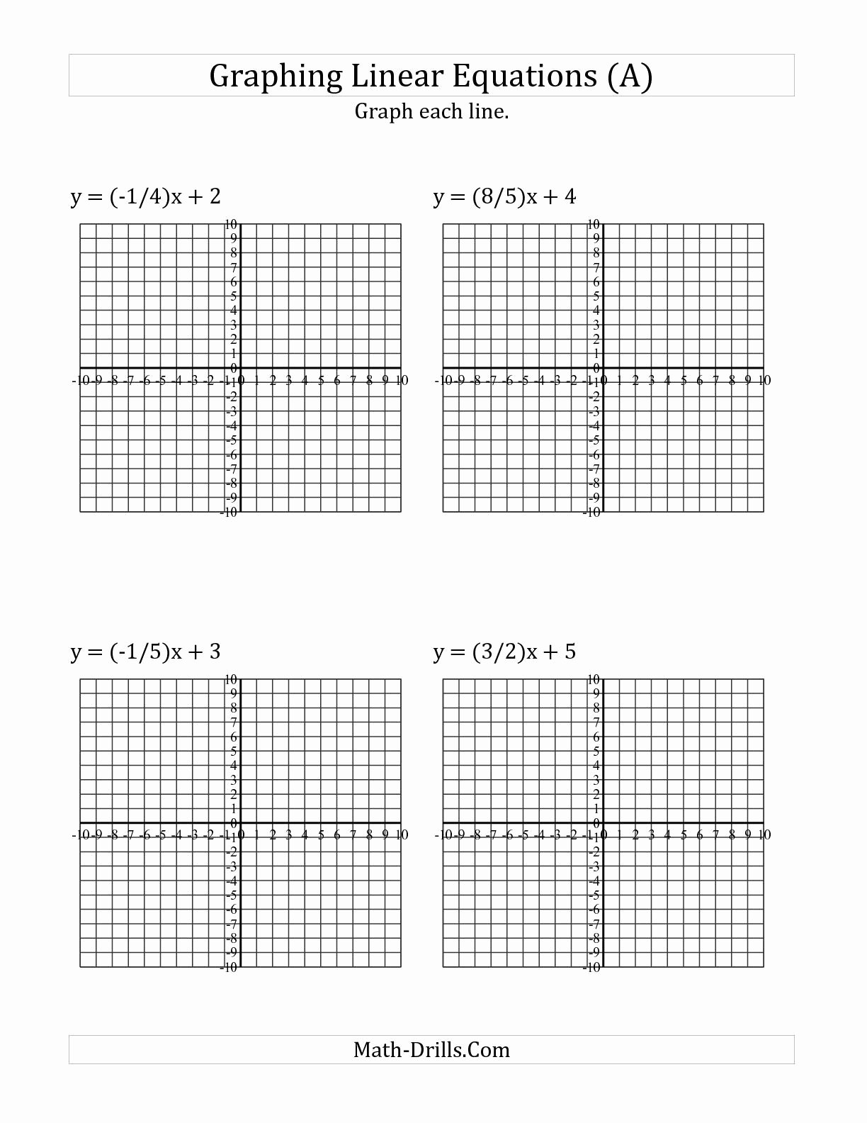 Linear and Nonlinear Functions Worksheet Ideas Linear Nonlinear Worksheets