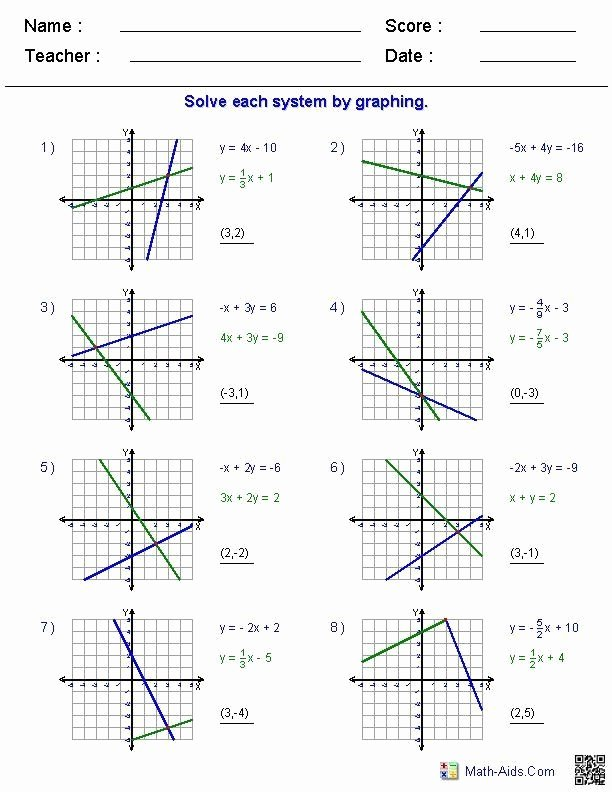 Linear Equations and Inequalities Worksheet Kids solving Equations and Inequalities Worksheet Algebra 1
