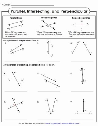 Lines Rays and Angles Worksheets Lovely Lines Line Segments Rays Geometry Worksheets