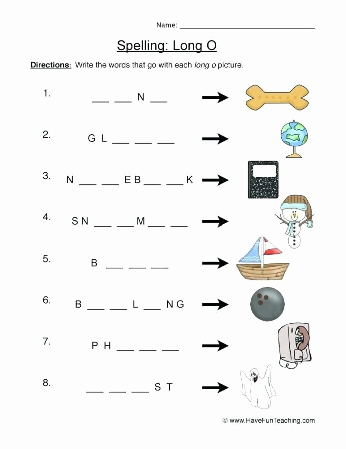 Long O Silent E Worksheets Fresh Vowel Worksheets Lesson Plans Short for Silent Kindergarten