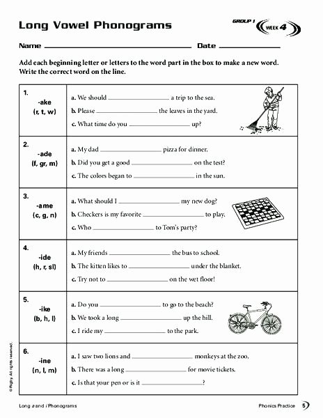 Long O Worksheets 2nd Grade Kids Long Vowel Worksheets 2nd Grade – Dailycrazynews