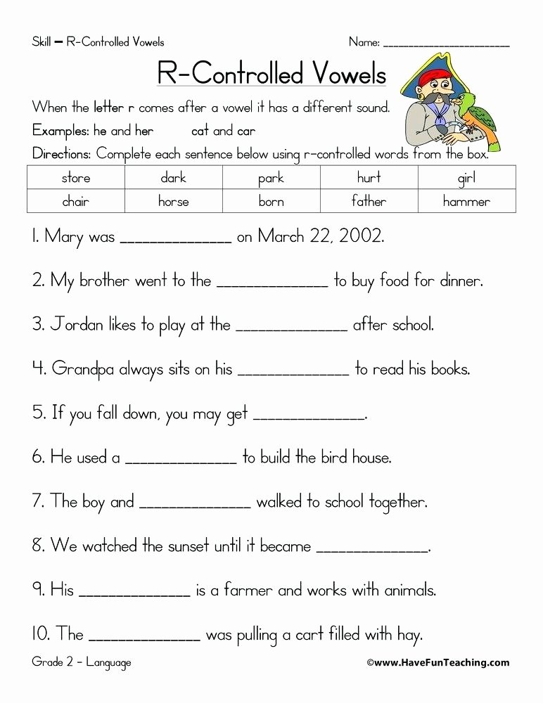 Long O Worksheets 2nd Grade Kids Vowel Worksheets 2nd Grade Dailycrazynews for Second