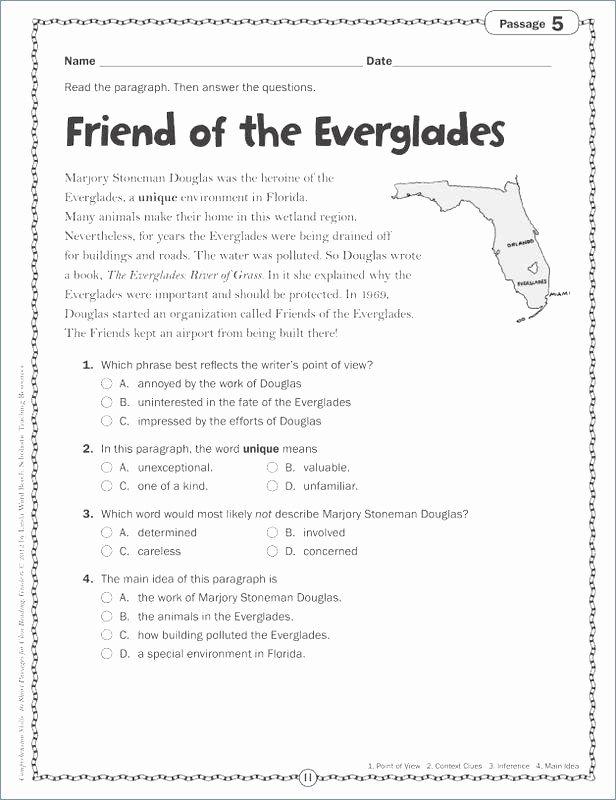 Main Idea Worksheets 3rd Grade Ideas Main Idea Worksheets Third Grade Third Grade Main Idea and