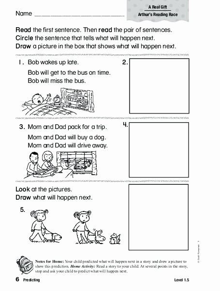 Making Predictions In Reading Worksheets Fresh Predictions Worksheets – Dailycrazynews