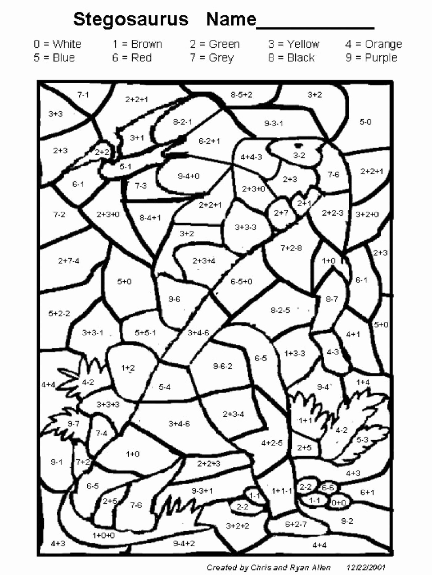 Math Coloring Pages 2nd Grade Lovely Worksheets Excellent Image Addition Coloring Math