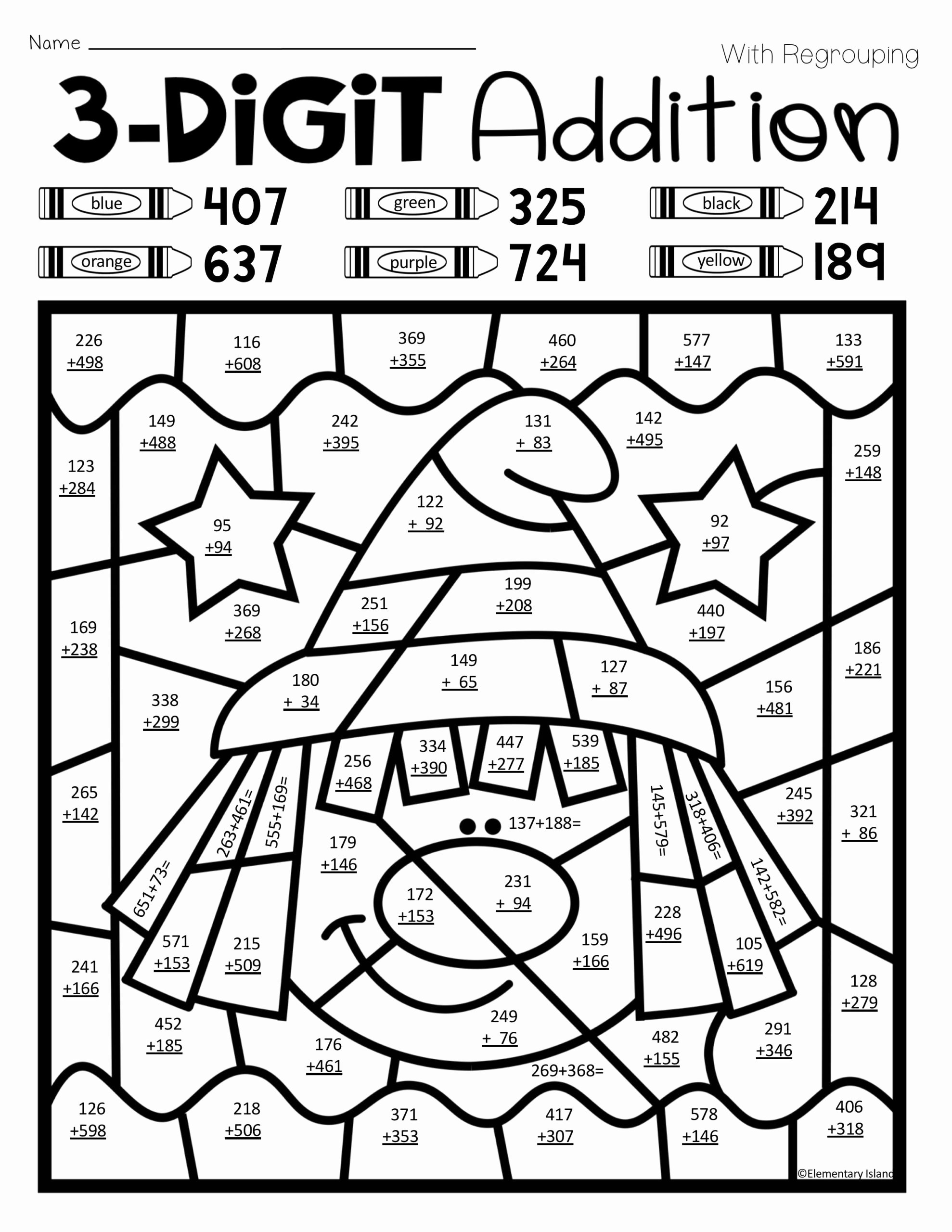Math Coloring Worksheets 1st Grade Printable Free Math Coloring Sheets Christmasorksheets 5th Grade for