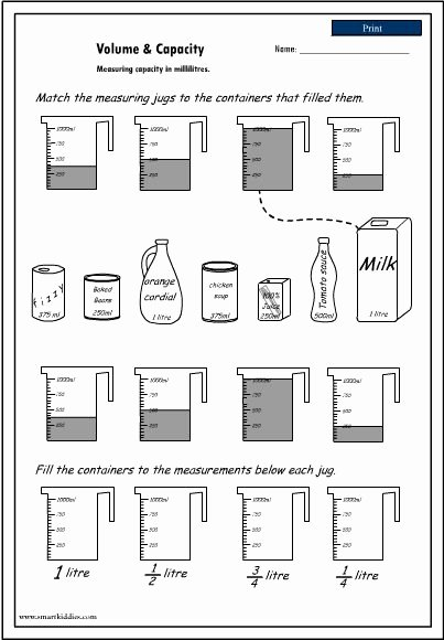 Measuring Liquid Volume Worksheet Answers Ideas Pin by Kari Lynn Knight On Homeschool Stuff
