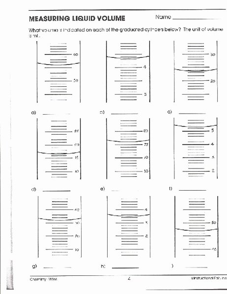 Measuring Liquid Volume Worksheet Answers Kids Measuring Liquid Volume & Reading thermometers Worksheet for