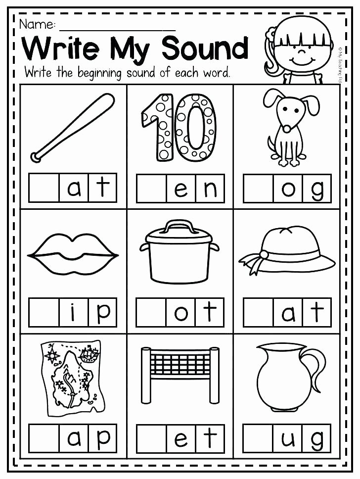 Medial sounds Worksheets First Grade Fresh Pin On Editable Grade Worksheet Templates