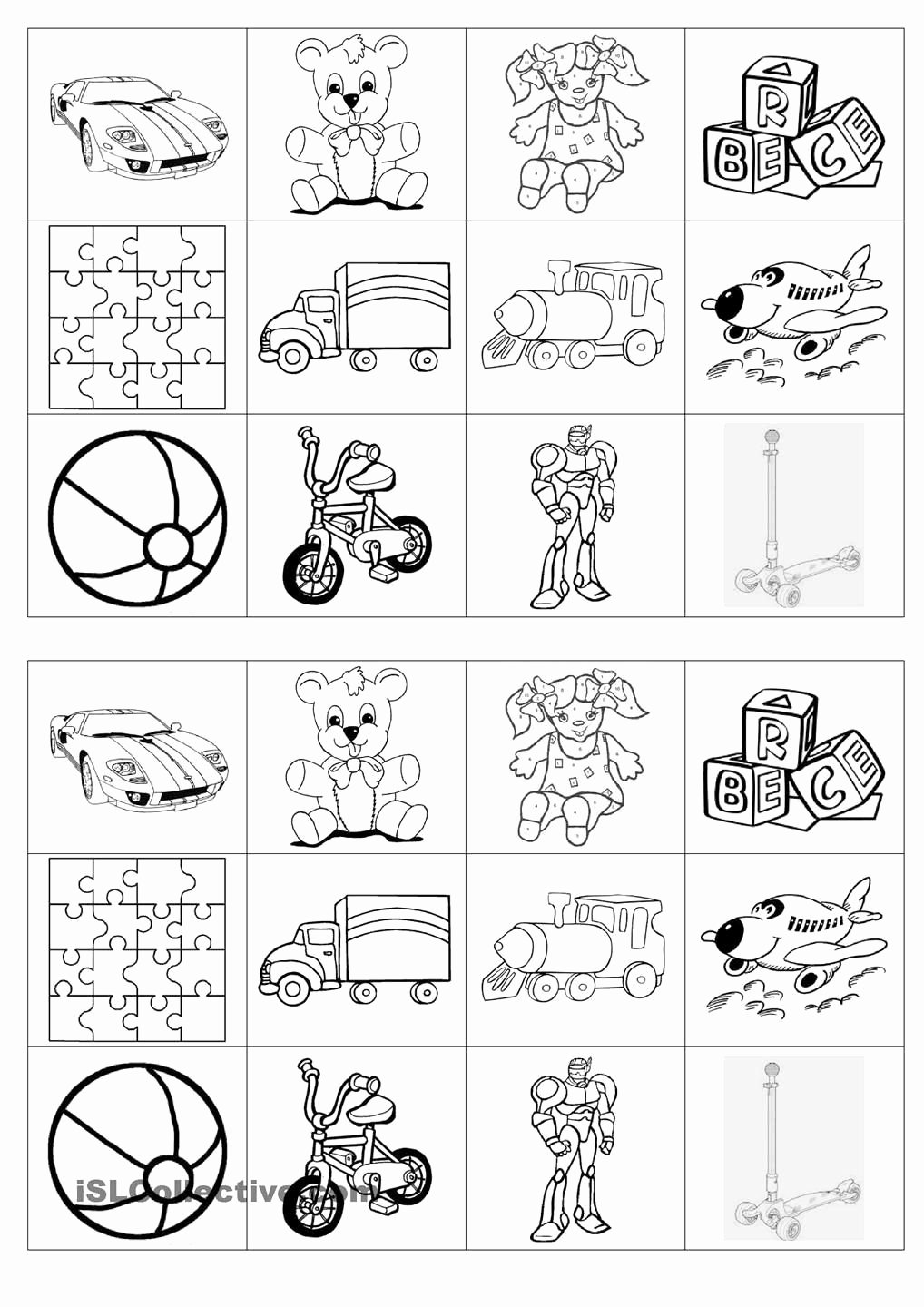 Memory Exercises for Adults Printable Lovely Esl toys Coloring Worksheet Unique Aleksandra Cho…'ojczyk